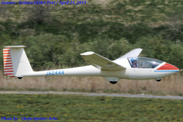 Chofu Spotter Ariaさんが、板倉滑空場で撮影した日本グライダークラブ G102 Club Astir IIIbの航空フォト(飛行機 写真・画像)