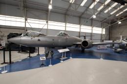 Koenig117さんが、コスフォード空軍基地で撮影したイギリス空軍 Meteor F.8の航空フォト(飛行機 写真・画像)