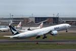 JA946さんが、羽田空港で撮影したキャセイパシフィック航空 777-367/ERの航空フォト(写真)