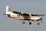 あきらっすさんが、調布飛行場で撮影したアジア航測 208 Caravan Iの航空フォト(写真)