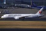 とらとらさんが、羽田空港で撮影した日本航空 787-8 Dreamlinerの航空フォト(飛行機 写真・画像)
