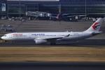 とらとらさんが、羽田空港で撮影した中国東方航空 A330-343Xの航空フォト(写真)