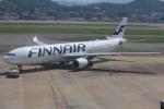 BritLuvさんが、福岡空港で撮影したフィンエアー A330-302Xの航空フォト(写真)