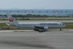 turenoアカクロさんが、那覇空港で撮影した日本航空 767-346/ERの航空フォト(写真)