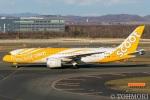 遠森一郎さんが、新千歳空港で撮影したスクート 787-8 Dreamlinerの航空フォト(写真)