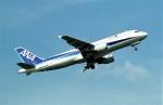 ハミングバードさんが、名古屋飛行場で撮影した全日空 A320-211の航空フォト(写真)
