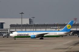 we love kixさんが、関西国際空港で撮影したウズベキスタン航空 767-33P/ERの航空フォト(写真)