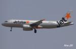 RINA-281さんが、成田国際空港で撮影したジェットスター・ジャパン A320-232の航空フォト(写真)