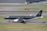 KAZFLYERさんが、羽田空港で撮影したスターフライヤー A320-214の航空フォト(写真)