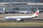 KAZFLYERさんが、羽田空港で撮影した中国国際航空 A330-243の航空フォト(写真)