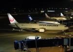 まひろさんが、中部国際空港で撮影した日本航空 767-346/ERの航空フォト(写真)