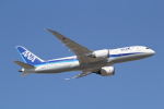 ANA744Foreverさんが、成田国際空港で撮影した全日空 787-8 Dreamlinerの航空フォト(飛行機 写真・画像)
