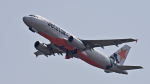 オキシドールさんが、関西国際空港で撮影したジェットスター・アジア A320-232の航空フォト(写真)