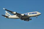 yabyanさんが、成田国際空港で撮影したウエスタン・グローバル・エアラインズ 747-446(BCF)の航空フォト(飛行機 写真・画像)