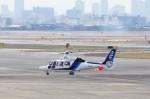 mild lifeさんが、伊丹空港で撮影したエアバス・ヘリコプターズ・ジャパン AS365N3 Dauphin 2の航空フォト(写真)