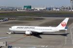T.Sazenさんが、羽田空港で撮影した日本航空 767-346/ERの航空フォト(写真)