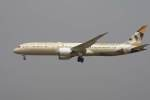 hiko_chunenさんが、成田国際空港で撮影したエティハド航空 787-9の航空フォト(写真)