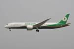 hiko_chunenさんが、成田国際空港で撮影したエバー航空 787-9の航空フォト(飛行機 写真・画像)