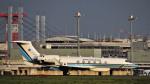 Ocean-Lightさんが、羽田空港で撮影した海上保安庁 G-V Gulfstream Vの航空フォト(写真)