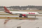 OMAさんが、成田国際空港で撮影したタイ・ライオン・エア A330-343Xの航空フォト(飛行機 写真・画像)