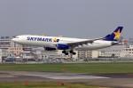 ansett747さんが、福岡空港で撮影したスカイマーク A330-343Xの航空フォト(写真)