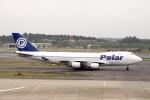 A350XWB-HNDさんが、成田国際空港で撮影したポーラーエアカーゴ 747-46NF/SCDの航空フォト(写真)