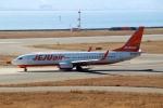 ハピネスさんが、関西国際空港で撮影したチェジュ航空 737-8JPの航空フォト(飛行機 写真・画像)