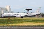 Flankerさんが、横田基地で撮影したアメリカ空軍 E-3C Sentry (707-300)の航空フォト(写真)