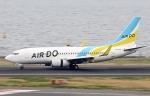 kaeru6006さんが、羽田空港で撮影したAIR DO 737-781の航空フォト(写真)