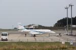 nooochi_84さんが、静岡空港で撮影した静岡エアコミュータ Falcon 2000EXの航空フォト(写真)