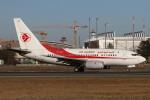 BTYUTAさんが、フランクフルト国際空港で撮影したアルジェリア航空 737-6D6の航空フォト(写真)