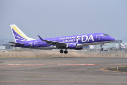 kumagorouさんが、仙台空港で撮影したフジドリームエアラインズ ERJ-170-200 (ERJ-175STD)の航空フォト(写真)