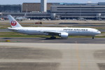 sky-spotterさんが、羽田空港で撮影した日本航空 777-346/ERの航空フォト(写真)