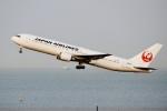 OMAさんが、羽田空港で撮影した日本航空 767-346/ERの航空フォト(写真)
