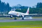 マツさんが、鹿児島空港で撮影したジェイ・エア ERJ-190-100(ERJ-190STD)の航空フォト(写真)
