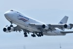 k-spotterさんが、関西国際空港で撮影したシルクウェイ・ウェスト・エアラインズ 747-4H6F/SCDの航空フォト(写真)