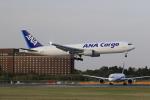 ☆ライダーさんが、成田国際空港で撮影した全日空 767-381/ER(BCF)の航空フォト(写真)