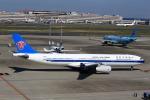 T.Sazenさんが、羽田空港で撮影した中国南方航空 A330-343Xの航空フォト(飛行機 写真・画像)