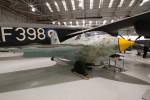 Koenig117さんが、コスフォード空軍基地で撮影したドイツ空軍 Me 163B-1a Kometの航空フォト(飛行機 写真・画像)