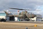 ショウさんが、明野駐屯地で撮影した陸上自衛隊 AH-1Sの航空フォト(写真)