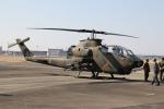 ショウさんが、名古屋飛行場で撮影した陸上自衛隊 AH-1Sの航空フォト(写真)