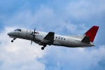 マツさんが、鹿児島空港で撮影した日本エアコミューター 340Bの航空フォト(写真)