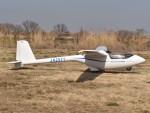 とびたさんが、読売加須滑空場で撮影した学生航空連盟 PW-5の航空フォト(飛行機 写真・画像)