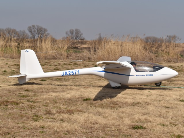 読売加須滑空場 - Yomiuri Kazo Glider Fieldで撮影された読売加須滑空場 - Yomiuri Kazo Glider Fieldの航空機写真