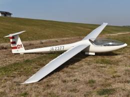 とびたさんが、宝珠花滑空場で撮影した日本個人所有 DG-101Gの航空フォト(飛行機 写真・画像)