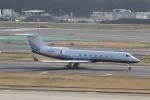 ショウさんが、成田国際空港で撮影したメトロジェット G-V-SP Gulfstream G550の航空フォト(写真)