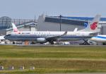 雲霧さんが、成田国際空港で撮影した中国国際航空 737-89Lの航空フォト(写真)