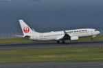 e-zan322さんが、羽田空港で撮影した日本航空 737-846の航空フォト(写真)