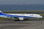 e-zan322さんが、羽田空港で撮影した全日空 777-281/ERの航空フォト(写真)