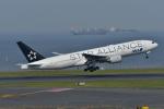 e-zan322さんが、羽田空港で撮影した全日空 777-281の航空フォト(写真)